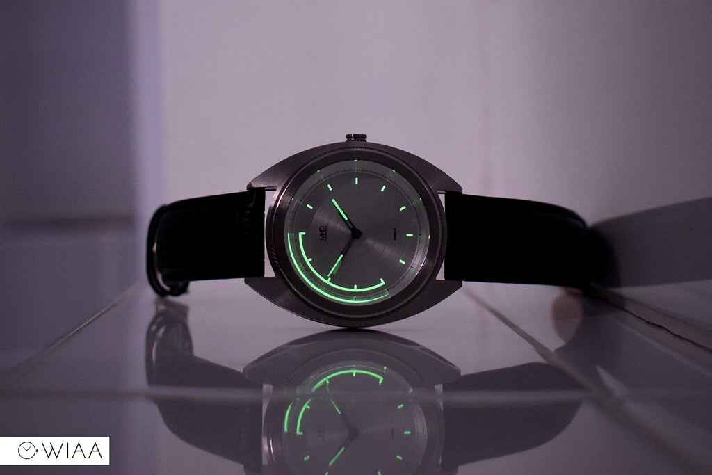 MHD watches AGT lume shot