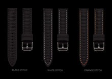 Silicone Rubber Perforated straps - MHD Watches