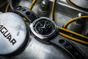 MHD CR1, Black Dial