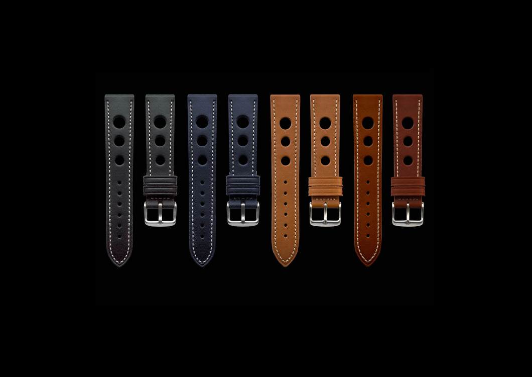 Calf Leather Rally straps