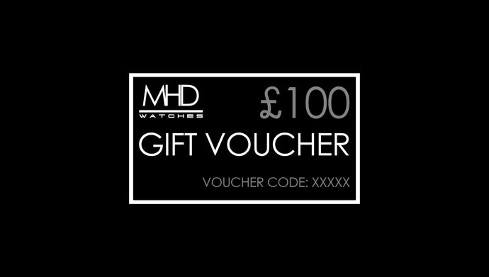 £100 Gift Voucher - MHD Watches