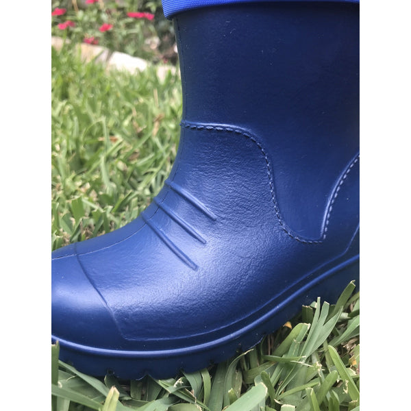 Demar Kids Blue Gumboot