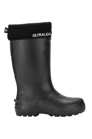 Adults Explorer Gumboot - black