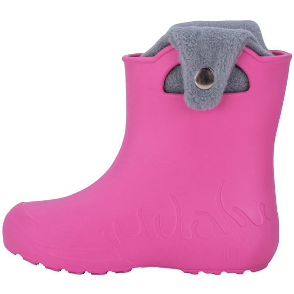 Demar Kids Froggy Gumboot - pink