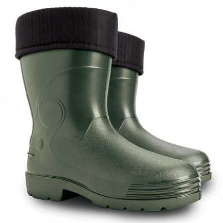 Unisex Lightweight Gumboot - green