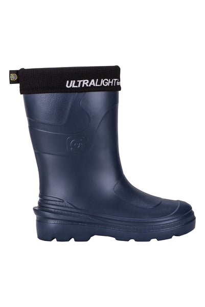 Ladies Montana Ultralight Gumboot - navy