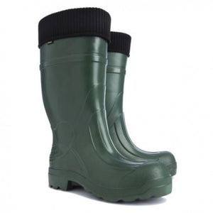 Mens Gumboot - green