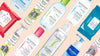 THESE MICELLAR WATERS ARE ON TOP SHELF IN FRENCH CABINETS