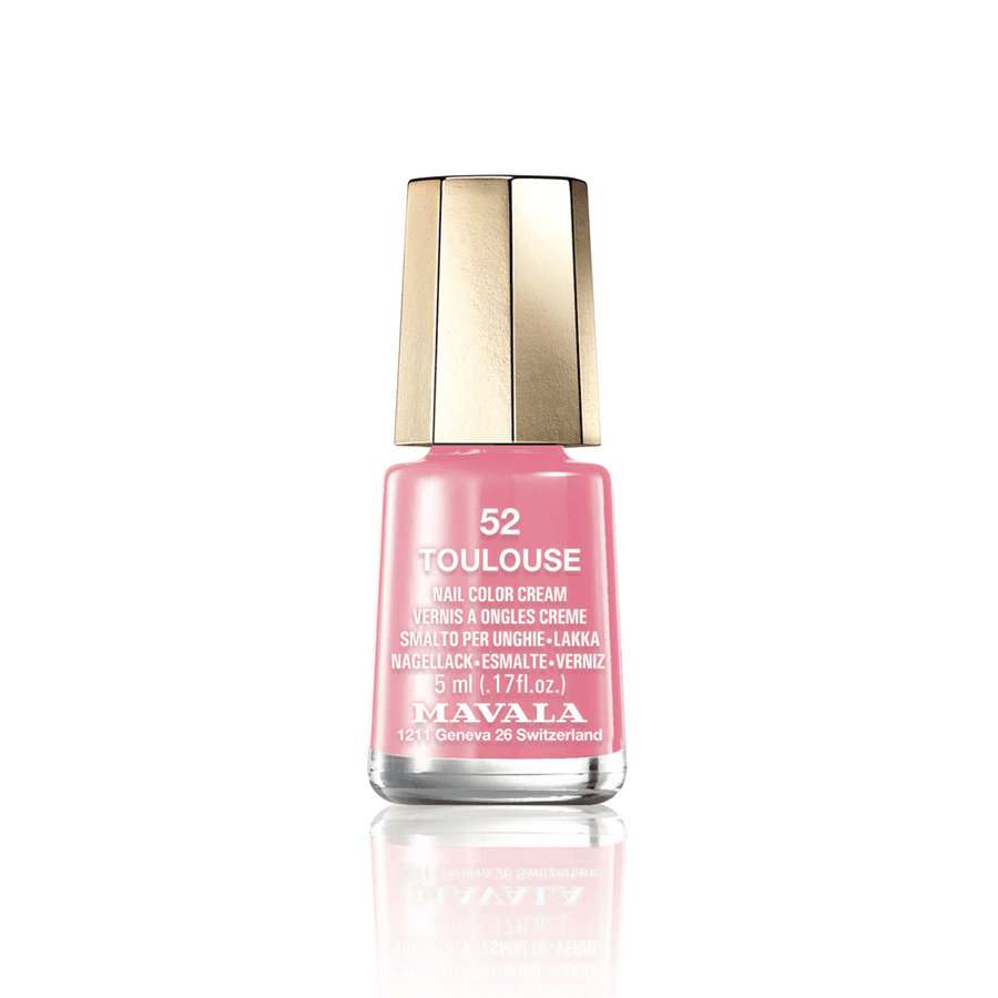 Mini Color Nail Polish - TOULOUSE