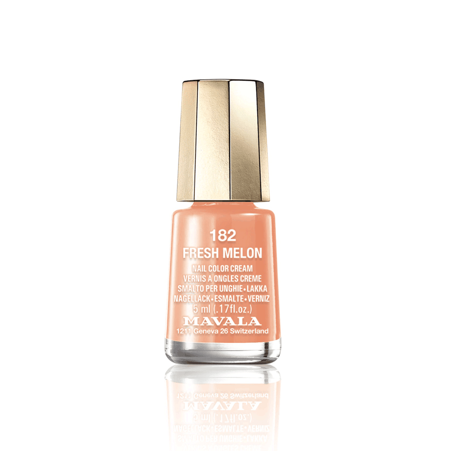 Mini Color Nail Polish - FRESH MELON