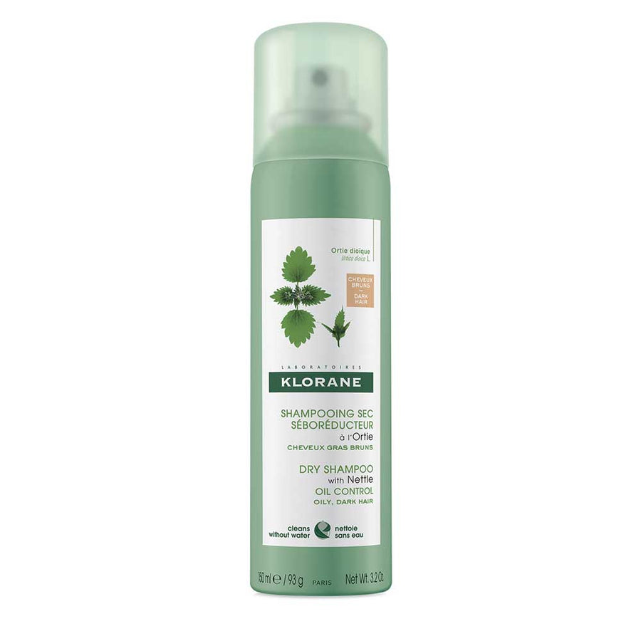Dry Shampoo With Nettle Tinted