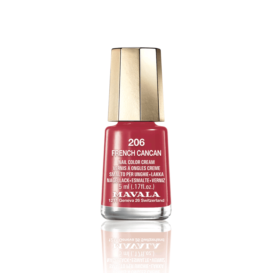 Mini Color Nail Polish - FRENCH CANCAN
