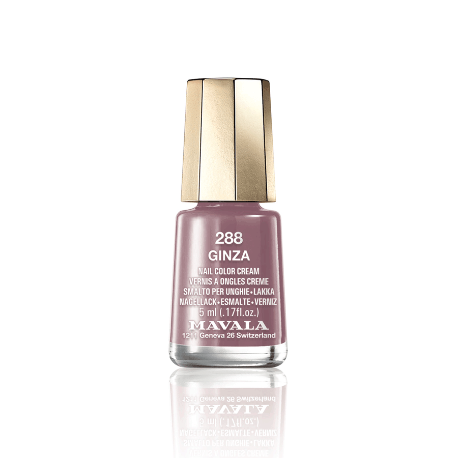 Mini Color Nail Polish - GINZA