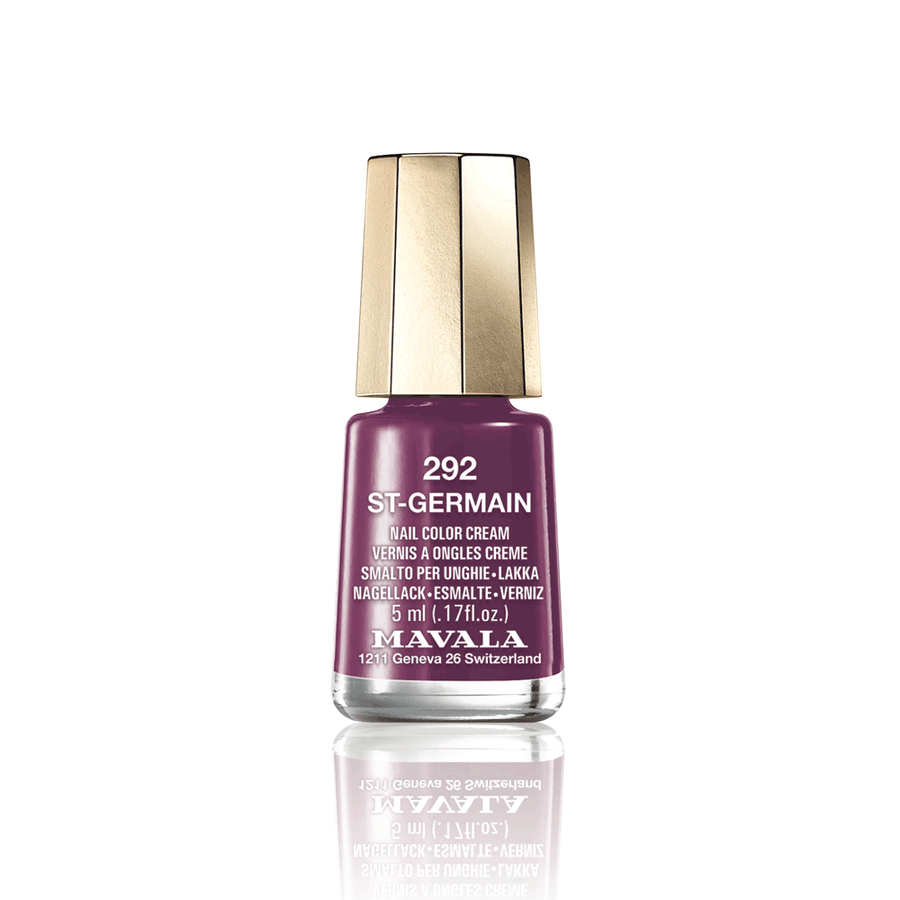Mini Color Nail Polish - ST GERMAIN