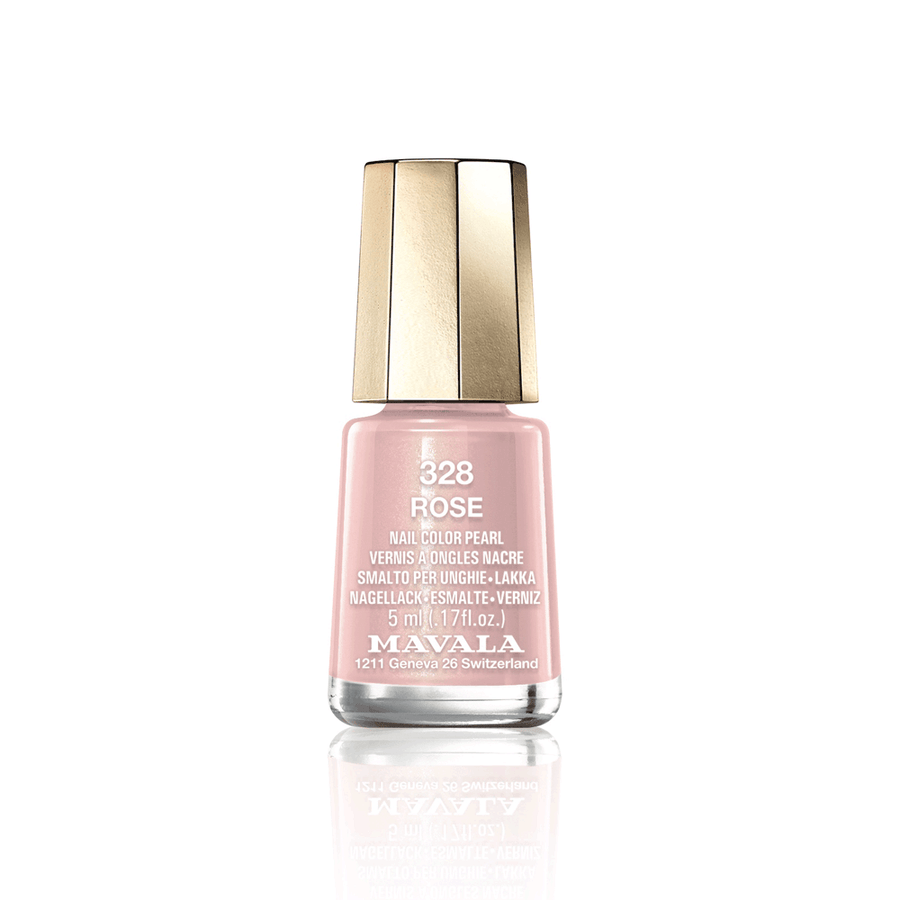 Mini Color Nail Polish - ROSE
