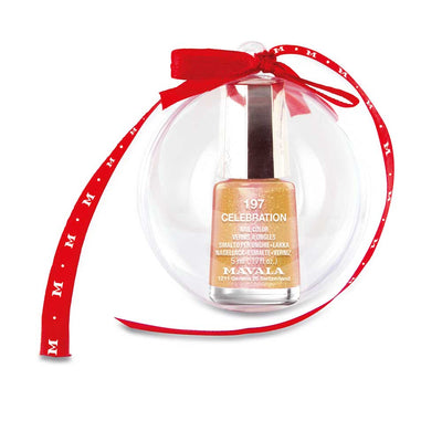 Mini Color Nail Polish - Celebration [Christmas Bauble]