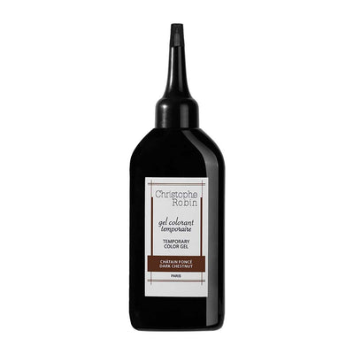 Temporary Coloring Gel Dark Chestnut - French Beauty Co.