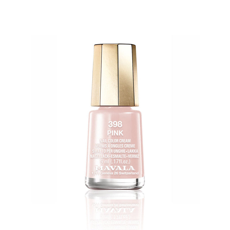 Mini Color Nail Polish - PINK