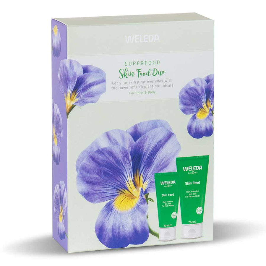 Weleda Skin Food Duo Pack