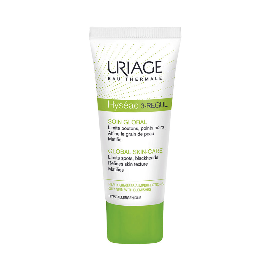 Hyseac 3 Regul Control Cream for Blemishes and Blackheads - French Beauty Co.