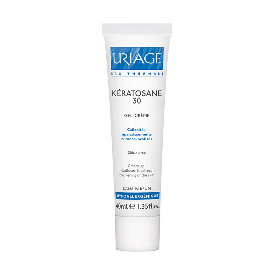 Kératosane 30 Cream with Urea for Thickened Skin - French Beauty Co.