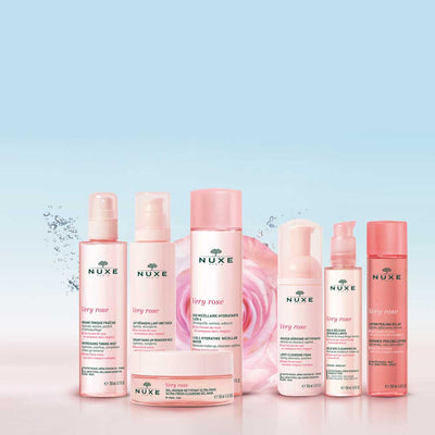 Very Rose Light Cleansing Foam
