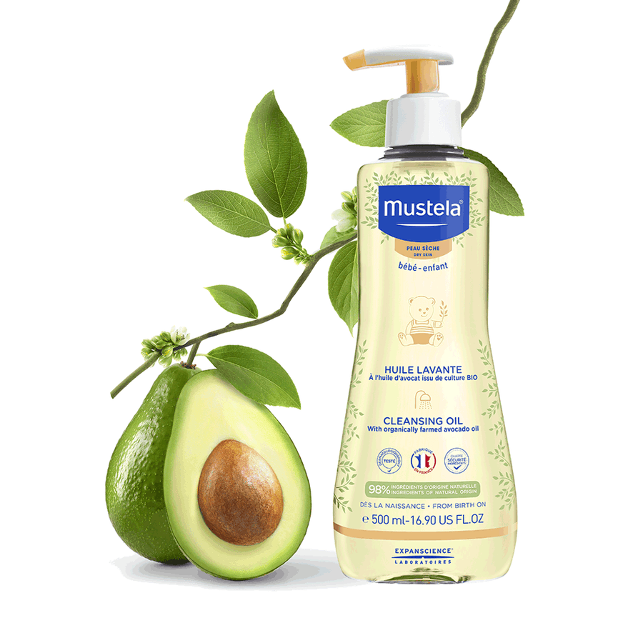 Mustela Cleansing Oil