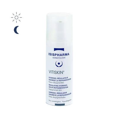 Vitiskin Regulating Hydrogel for Depigmented Skin - French Beauty Co.