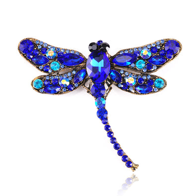 Luxury Dragonfly Brooch