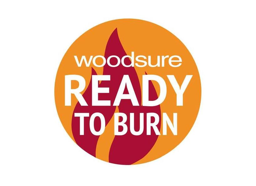 We're all fired up by Woodsure Ready to Burn certification!