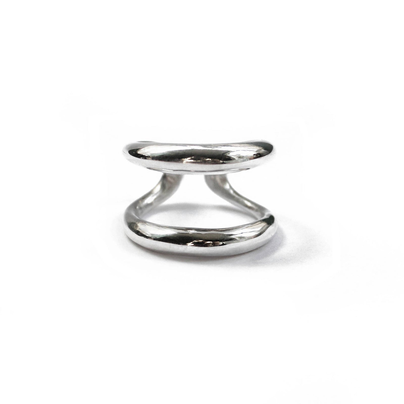 Entwine Ring - Sterling Silver