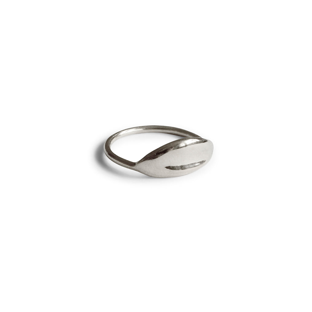 Serenity Band Ring - Sterling Silver