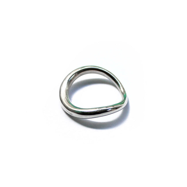 Tide Ring - Sterling Silver