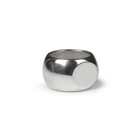 Interlinking Satellite Rings - Sterling Silver