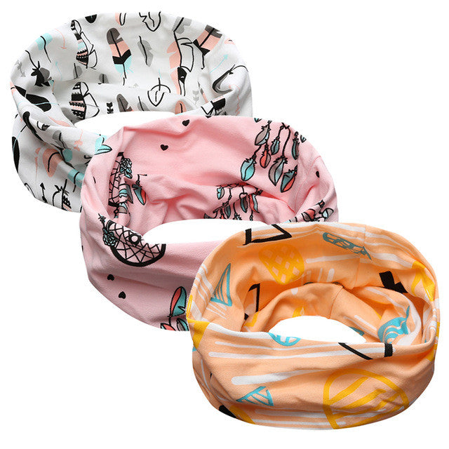 Hendrix Cotton Scarves