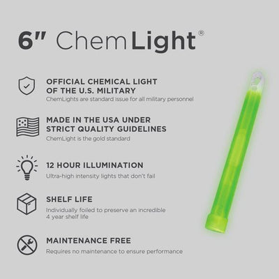 ChemLight Tactical Lights