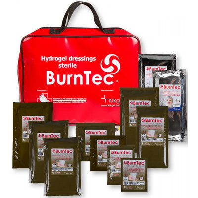 Dressing, Burntec - Burn Kit