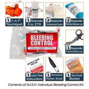 Basic Bleeding Control Contents
