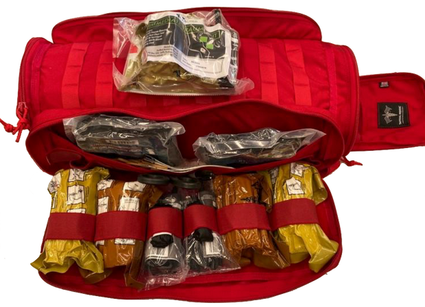 Tacmed Active Shooter Mass Casualty Kit