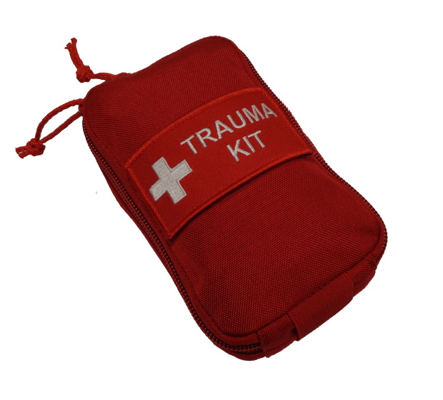 Community First Responder Trauma Kit
