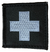 Tacmed Medic + Patch Grey/Black  50mm x 50mm