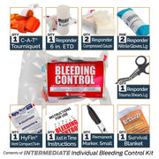 Intermediate Bleeding Control Contents