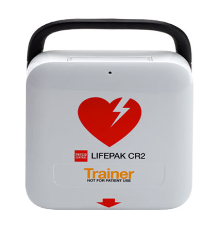 Lifepak CR2 Essential Defibrillator AED Trainer