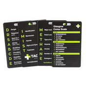 Tacmed Wallet Reference Cards