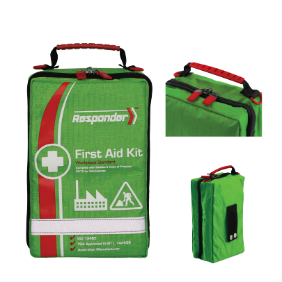 TacMed Responder Vehicle First Aid Kit
