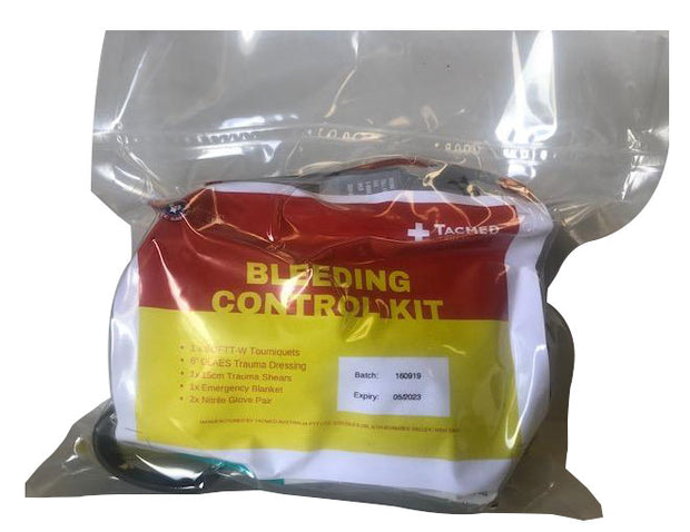 Surf Lifesaving Club QLD - Bleeding Control Kit