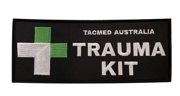 Tacmed Trauma Kit Patch