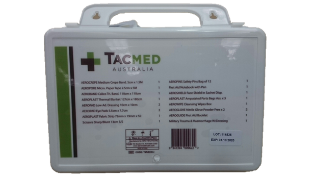 Tacmed Custom Law Enforcement Vehicle Kit