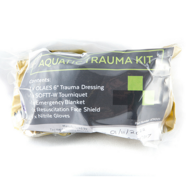 Aquatic Trauma Kit