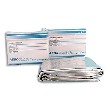 Aero Rescue Emergency Thermal Blanket - Single